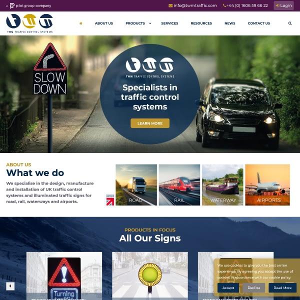 TWM Website Design